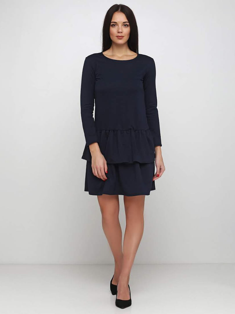 Платье синее | 5253189