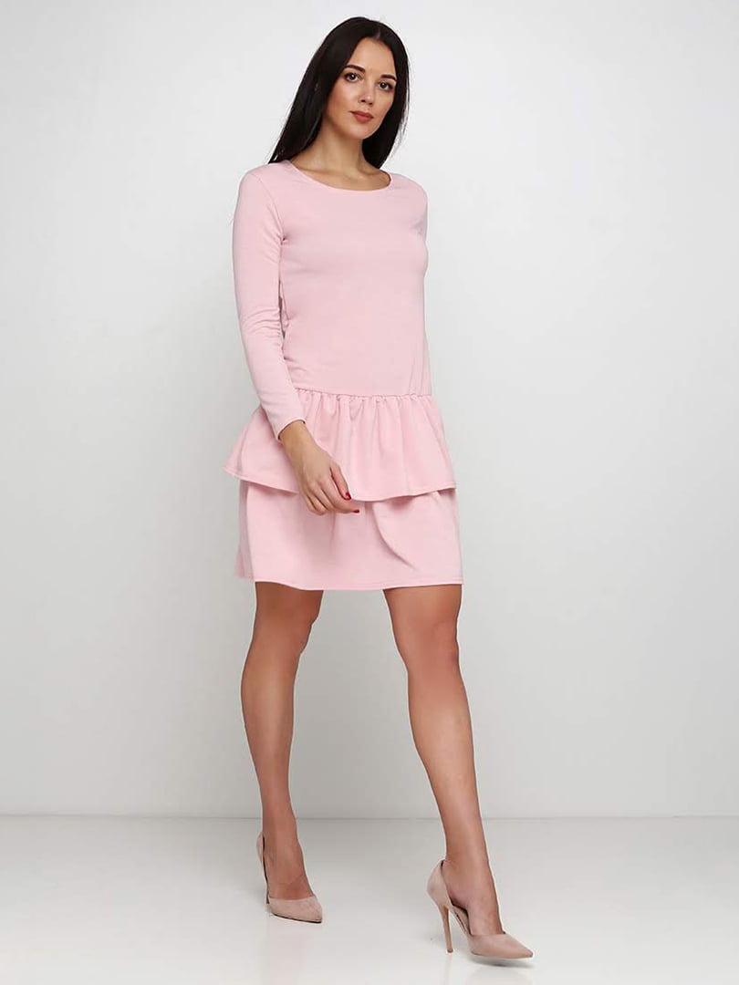 Платье розовое | 5253190