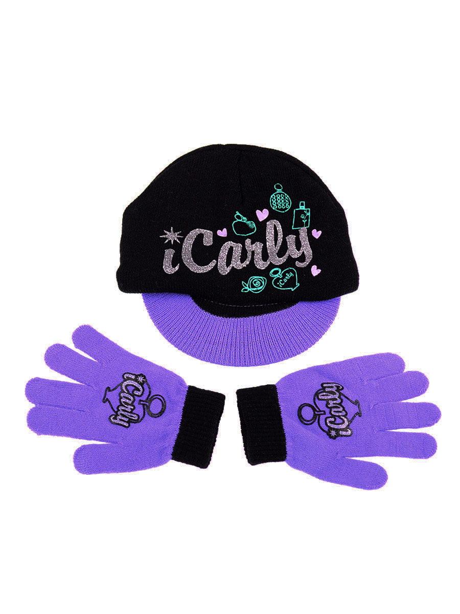 Комплект: шапка и перчатки   5253836