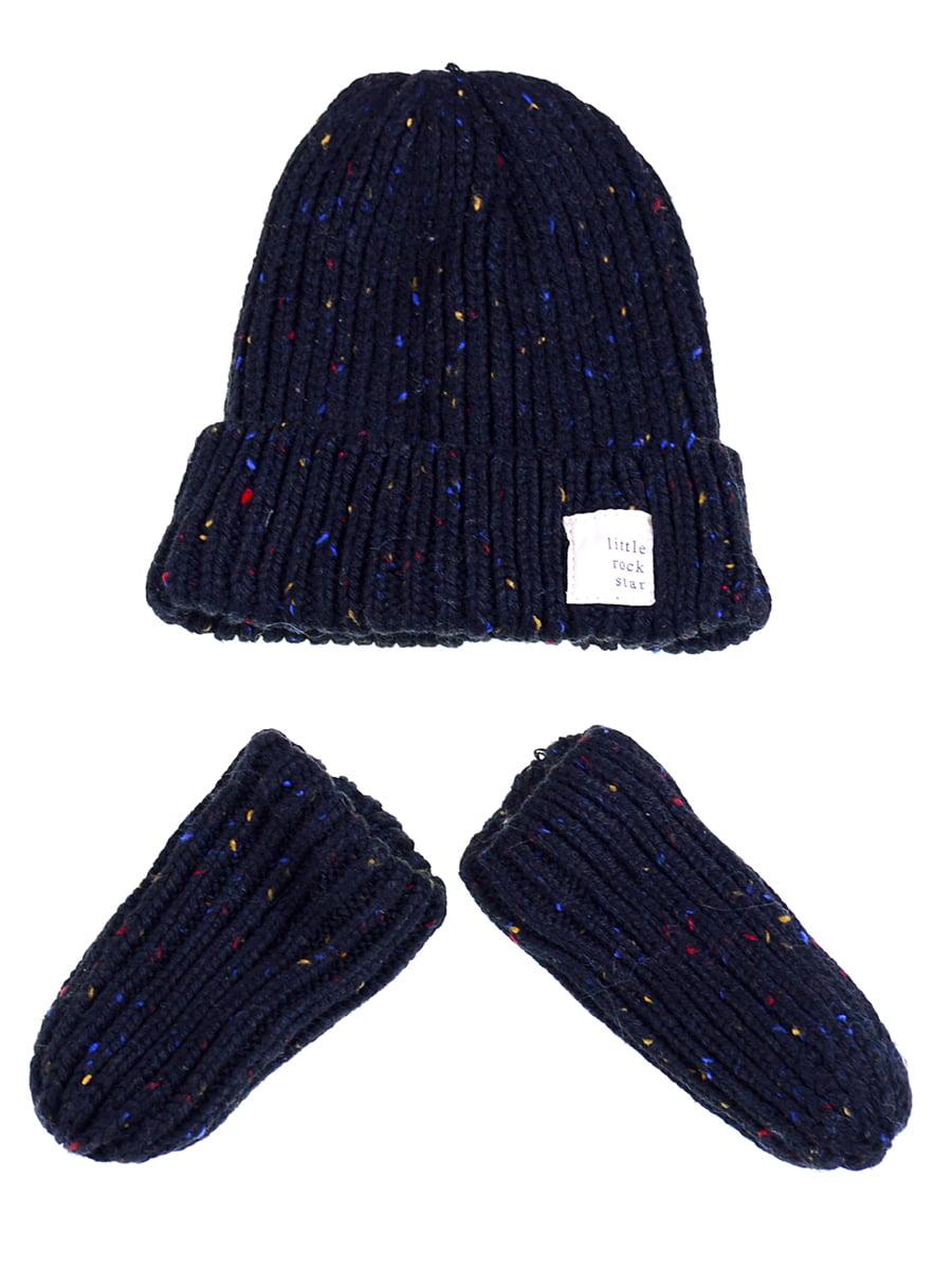 Комплект: шапка и рукавицы | 5253902