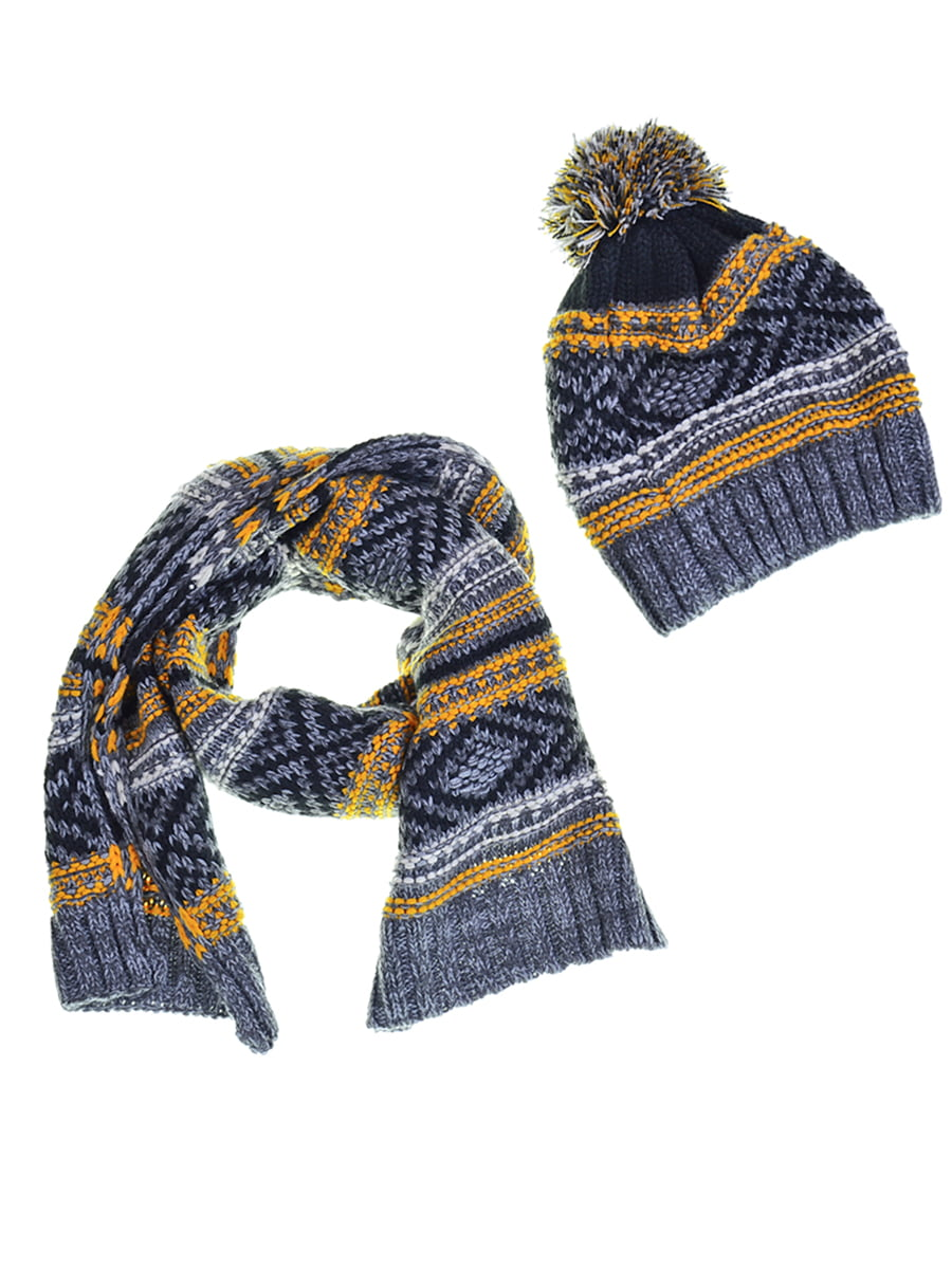 Комплект: шапка и шарф | 5253924