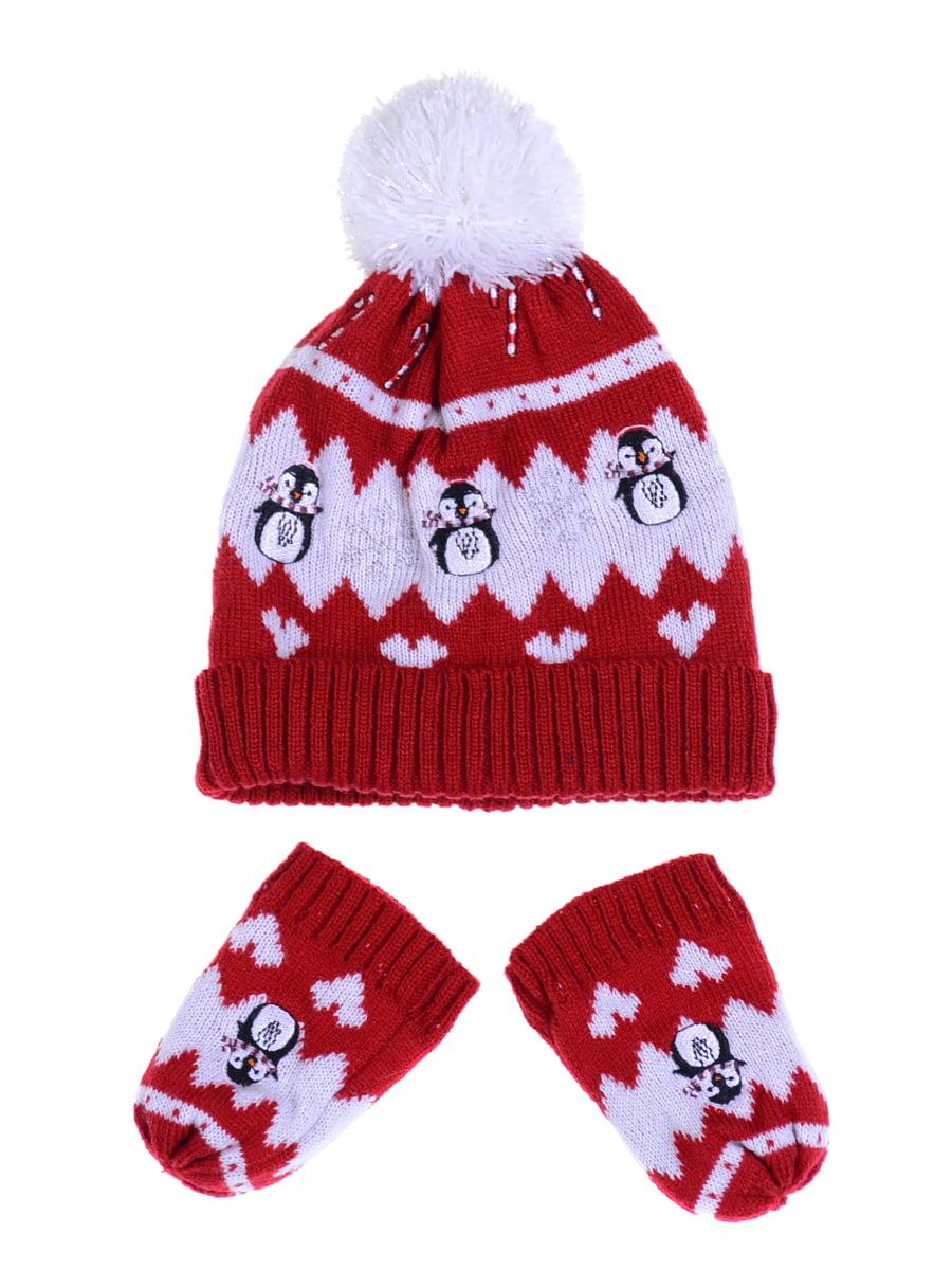 Комплект: шапка и рукавицы   5254004