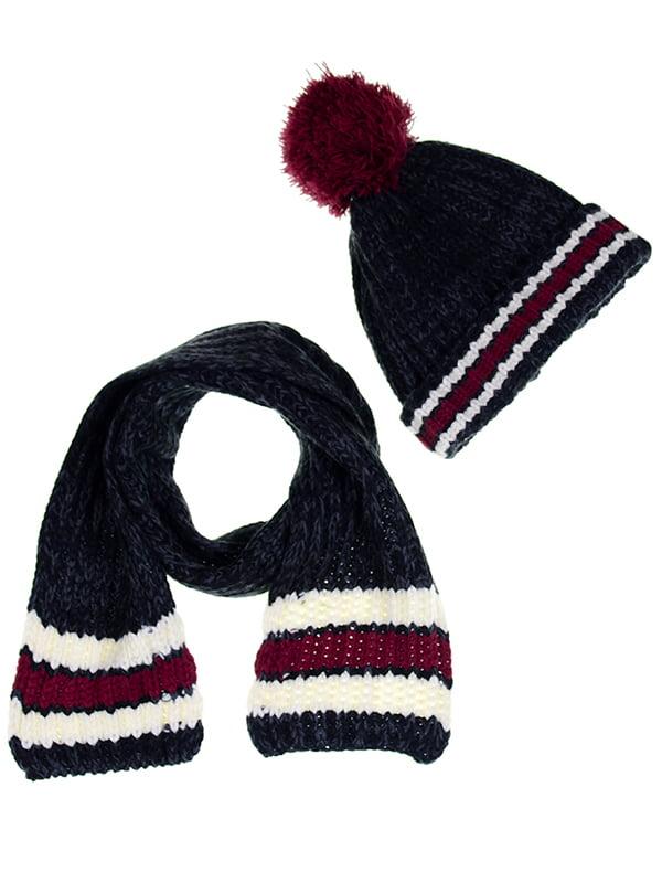 Комплект: шапка і шарф   5254009
