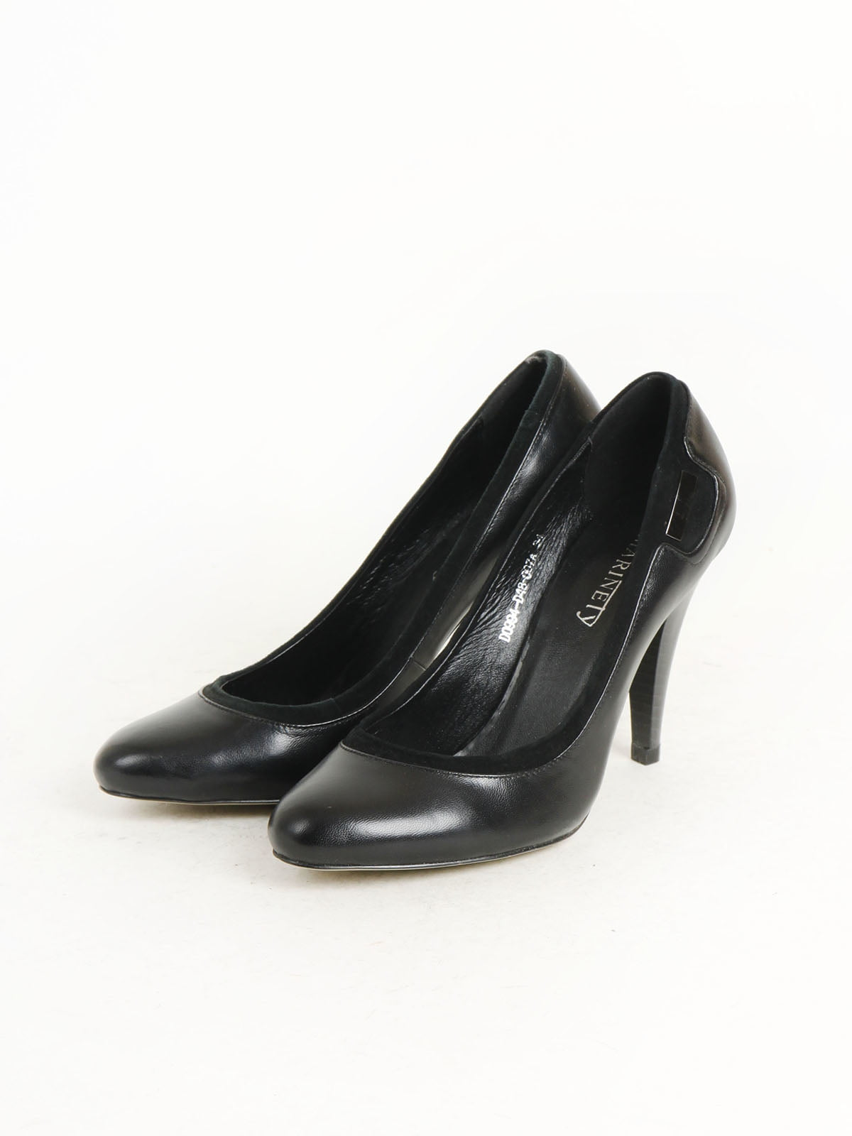 Туфли черные   5253360