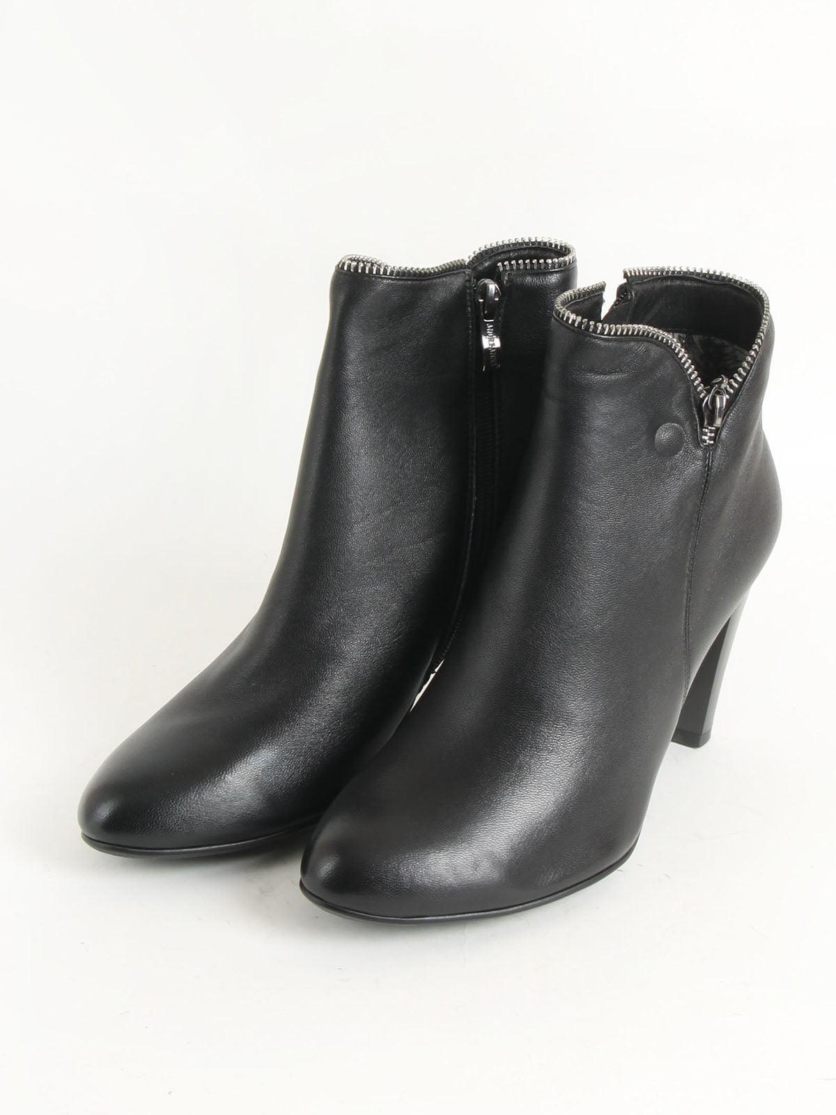 Ботинки черные | 5253457