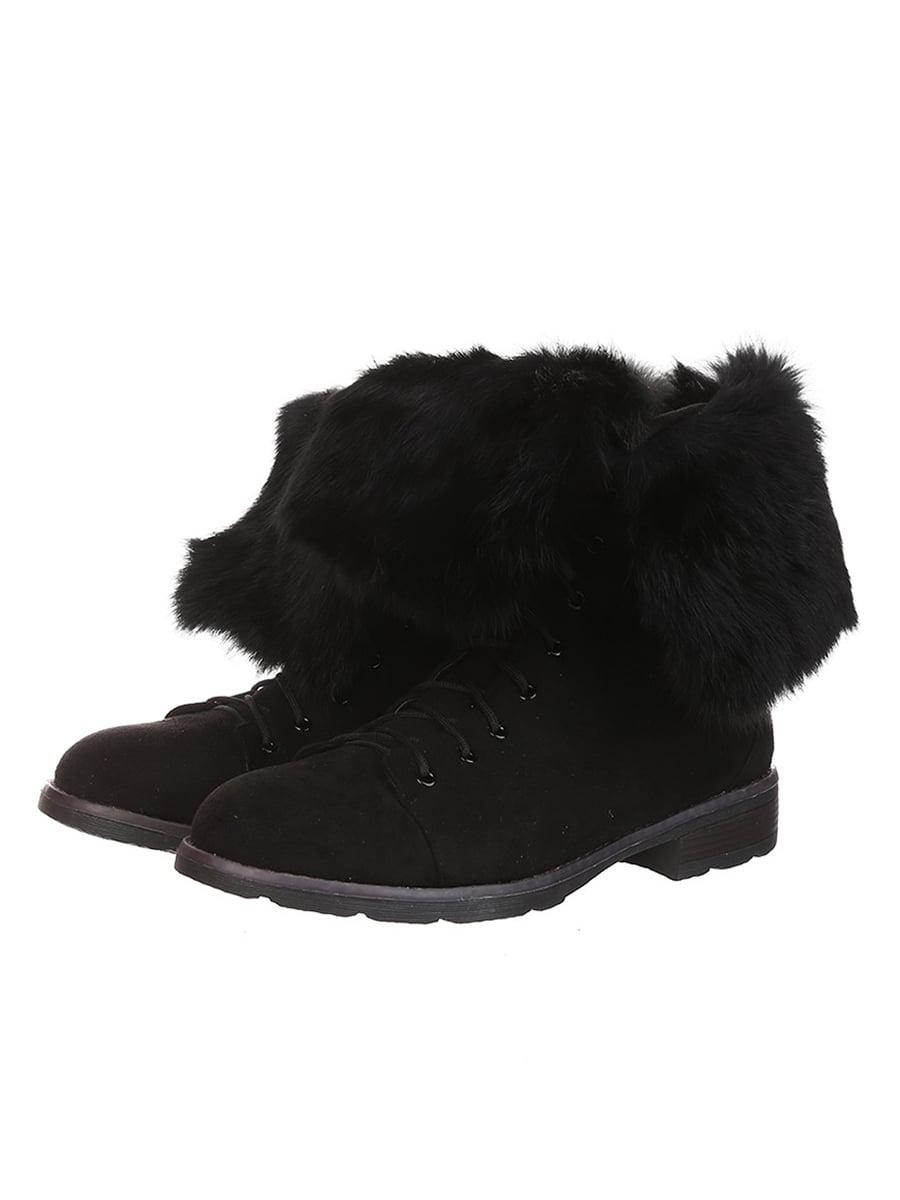 Ботинки черные   5253499