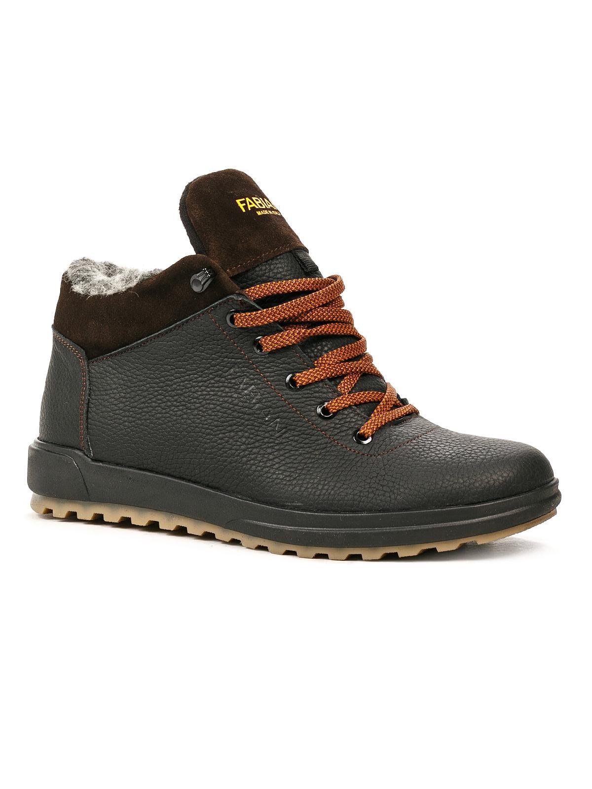 Ботинки черные | 5243738