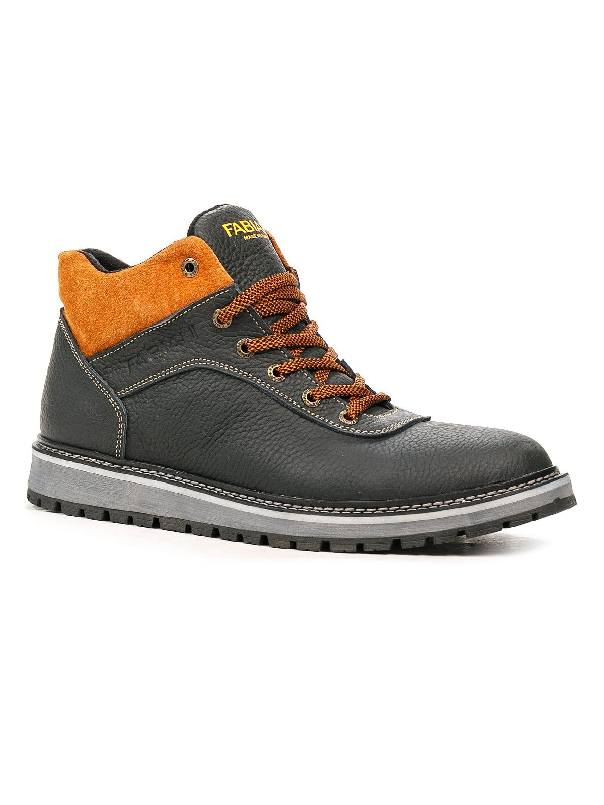 Ботинки черные | 5243736
