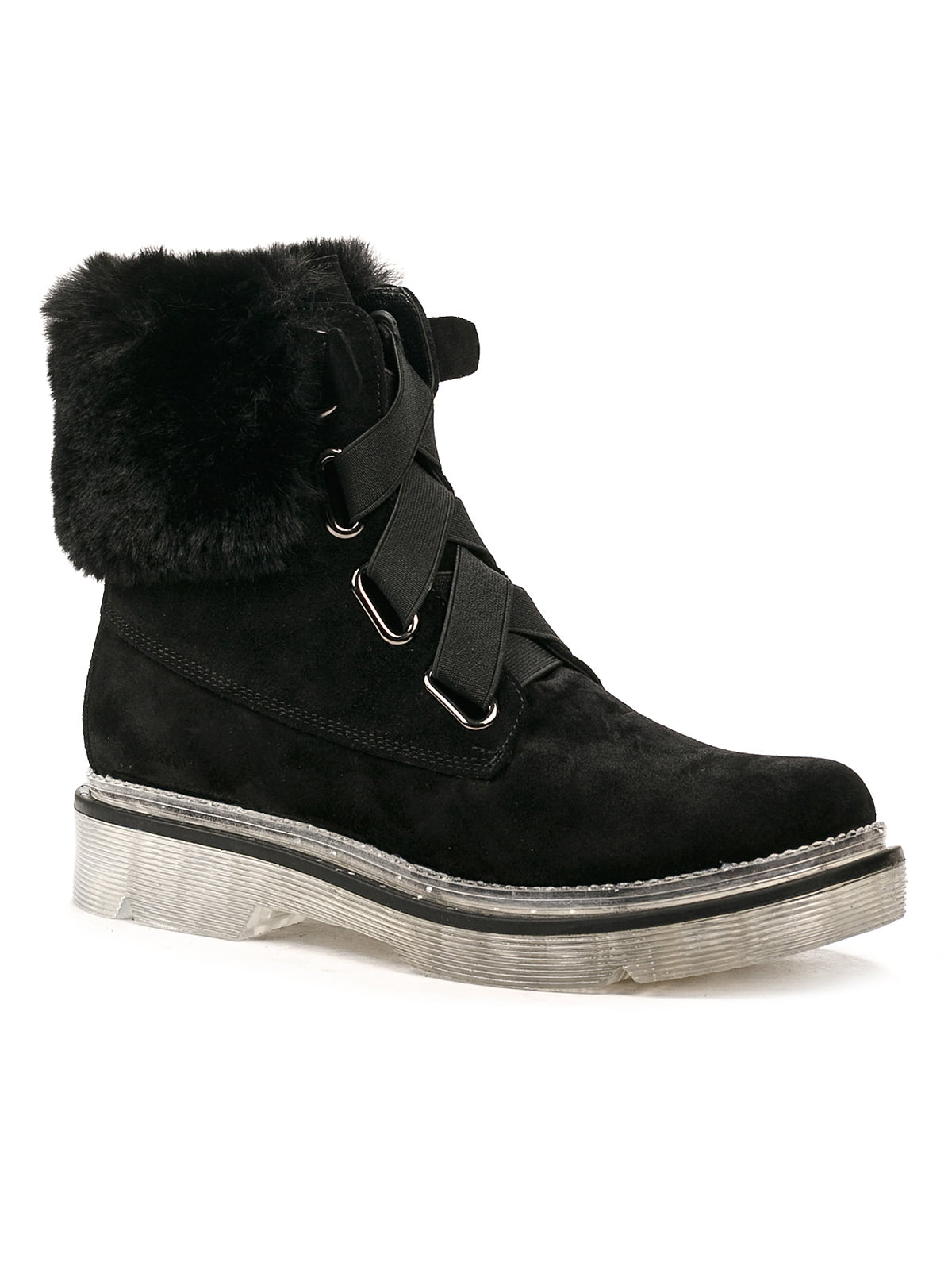 Ботинки черные | 5243747