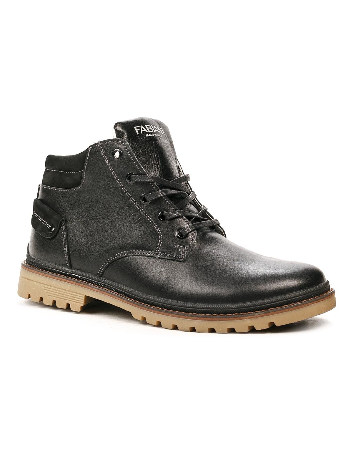Ботинки черные | 5243762