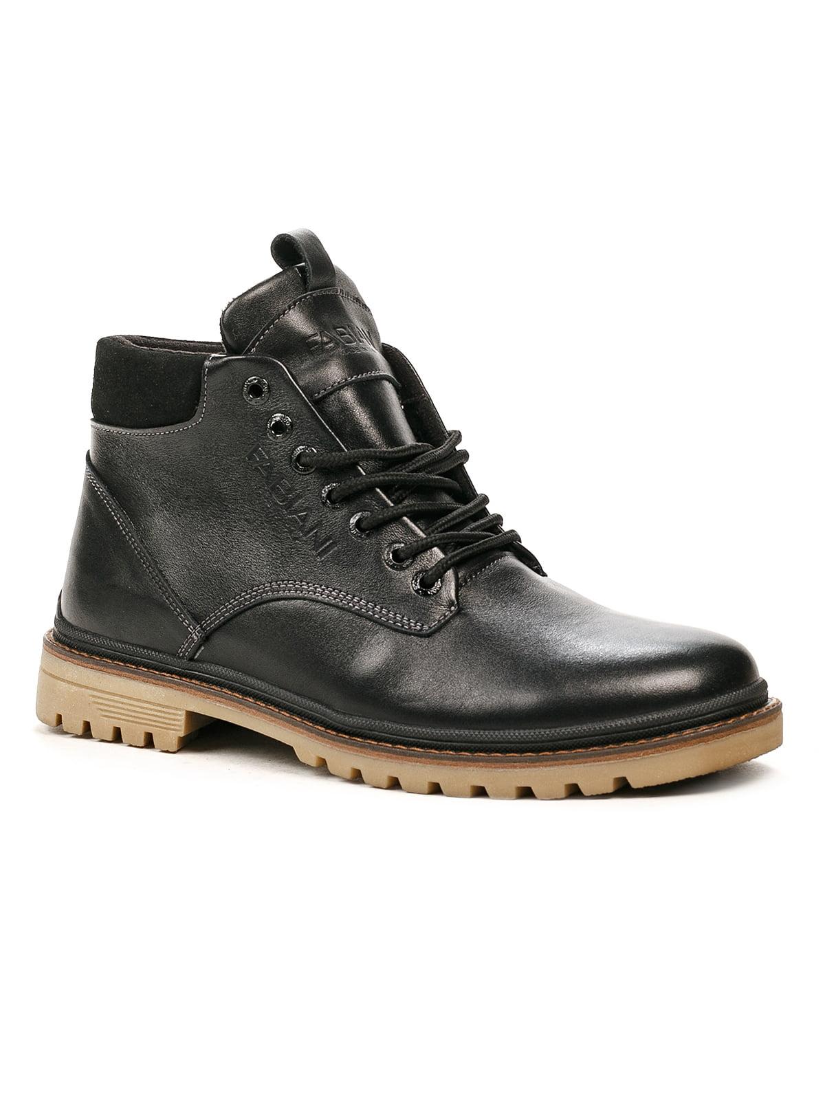 Ботинки черные | 5243735
