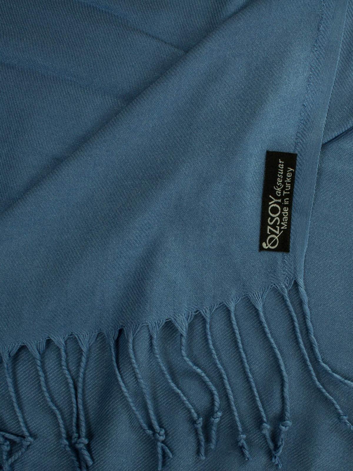Палантин синій   5255232