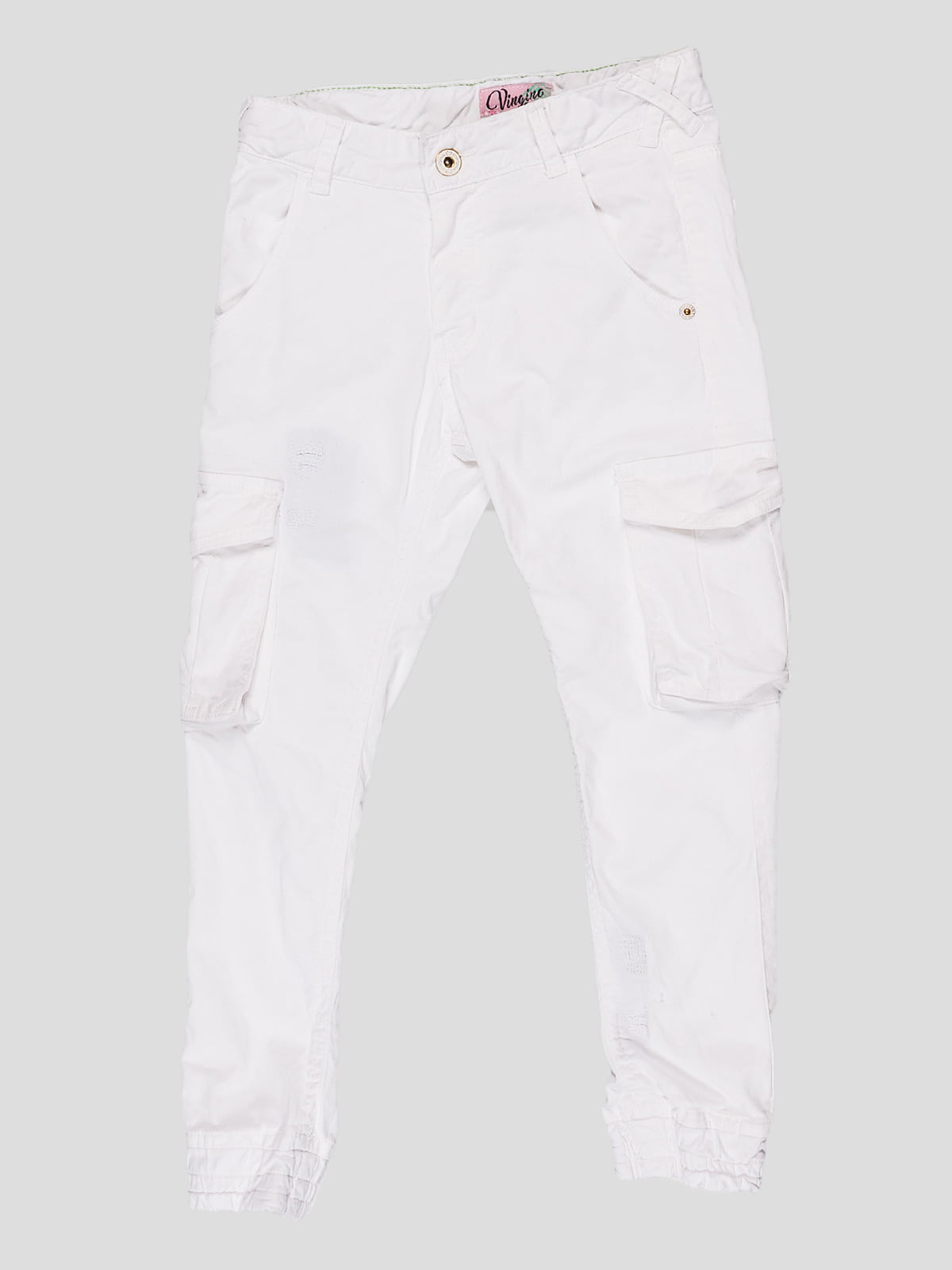 Штани білі | 5255573