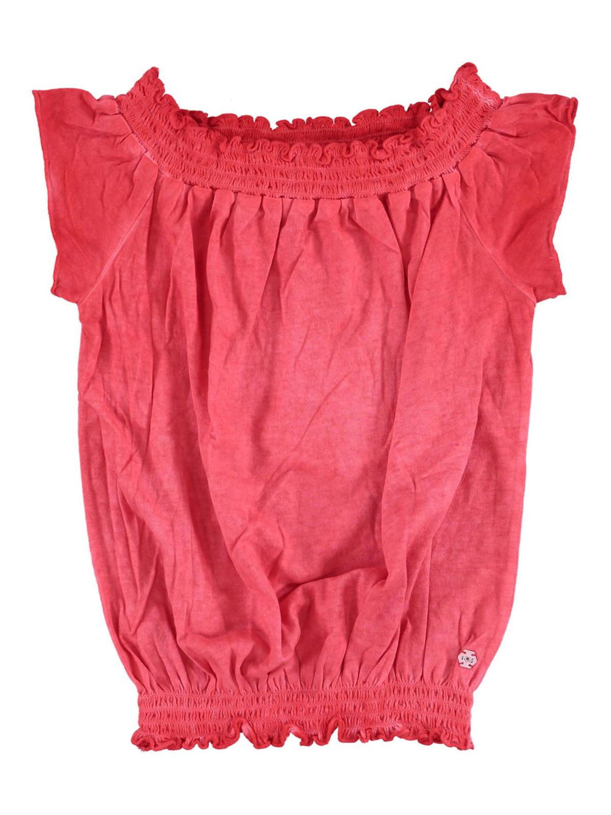Блуза червона   5257606