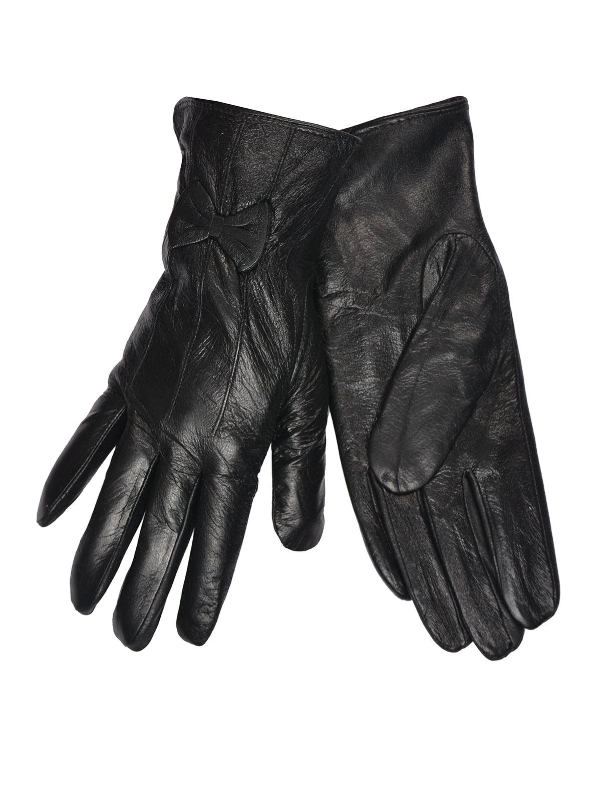 Перчатки черные   5258586