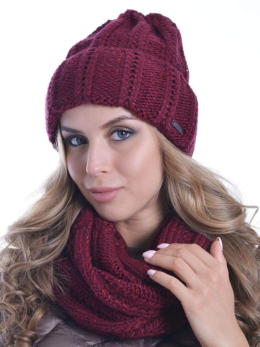 Комплект: шапка і шарф-снуд | 5259116