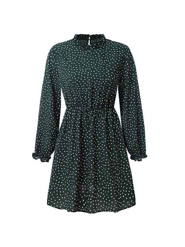 Сукня темно-зелена | 5258132
