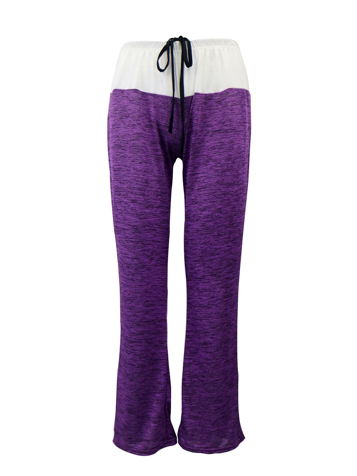 Брюки фиолетовые   5263588