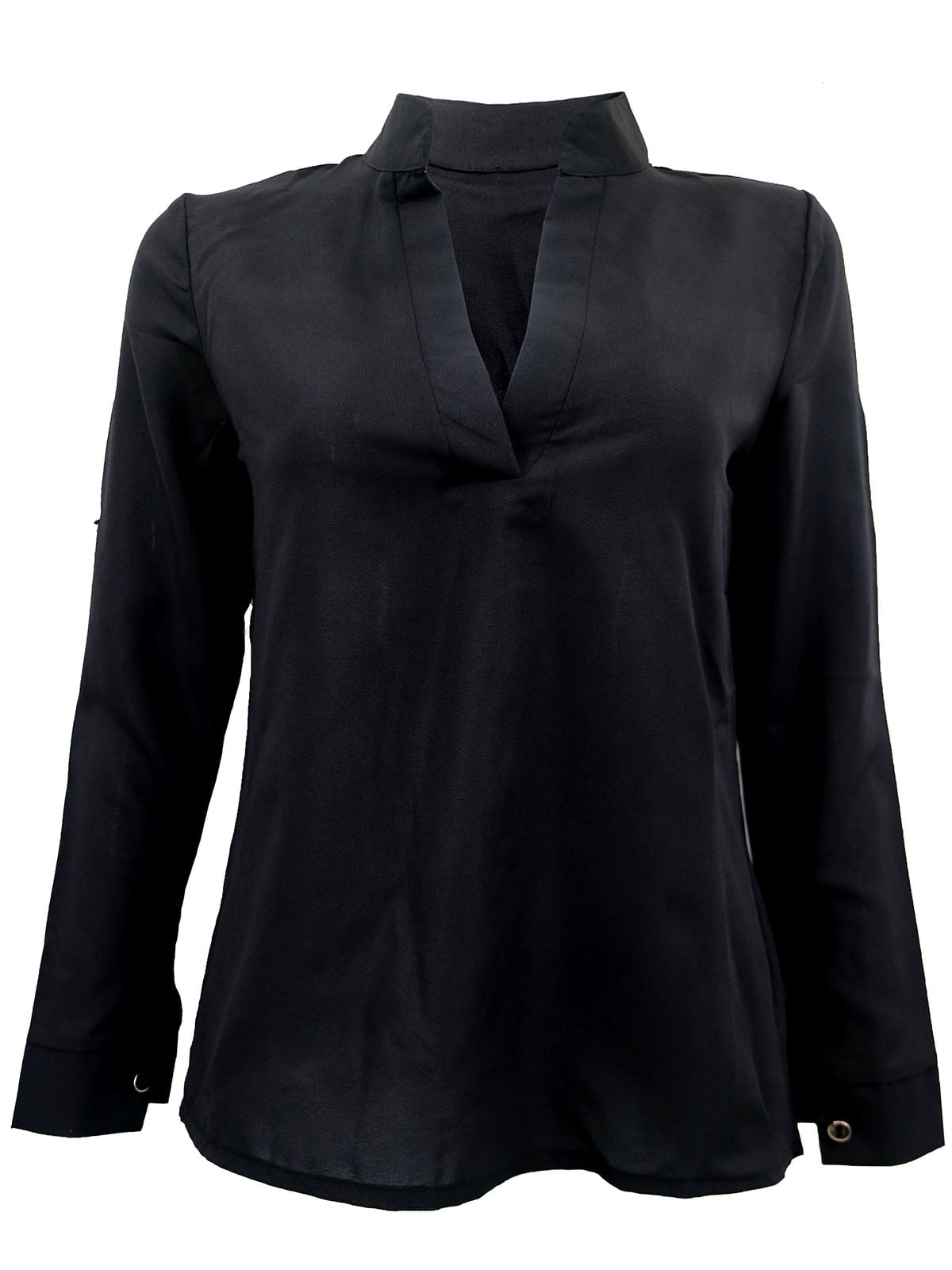 Рубашка черная | 5263613