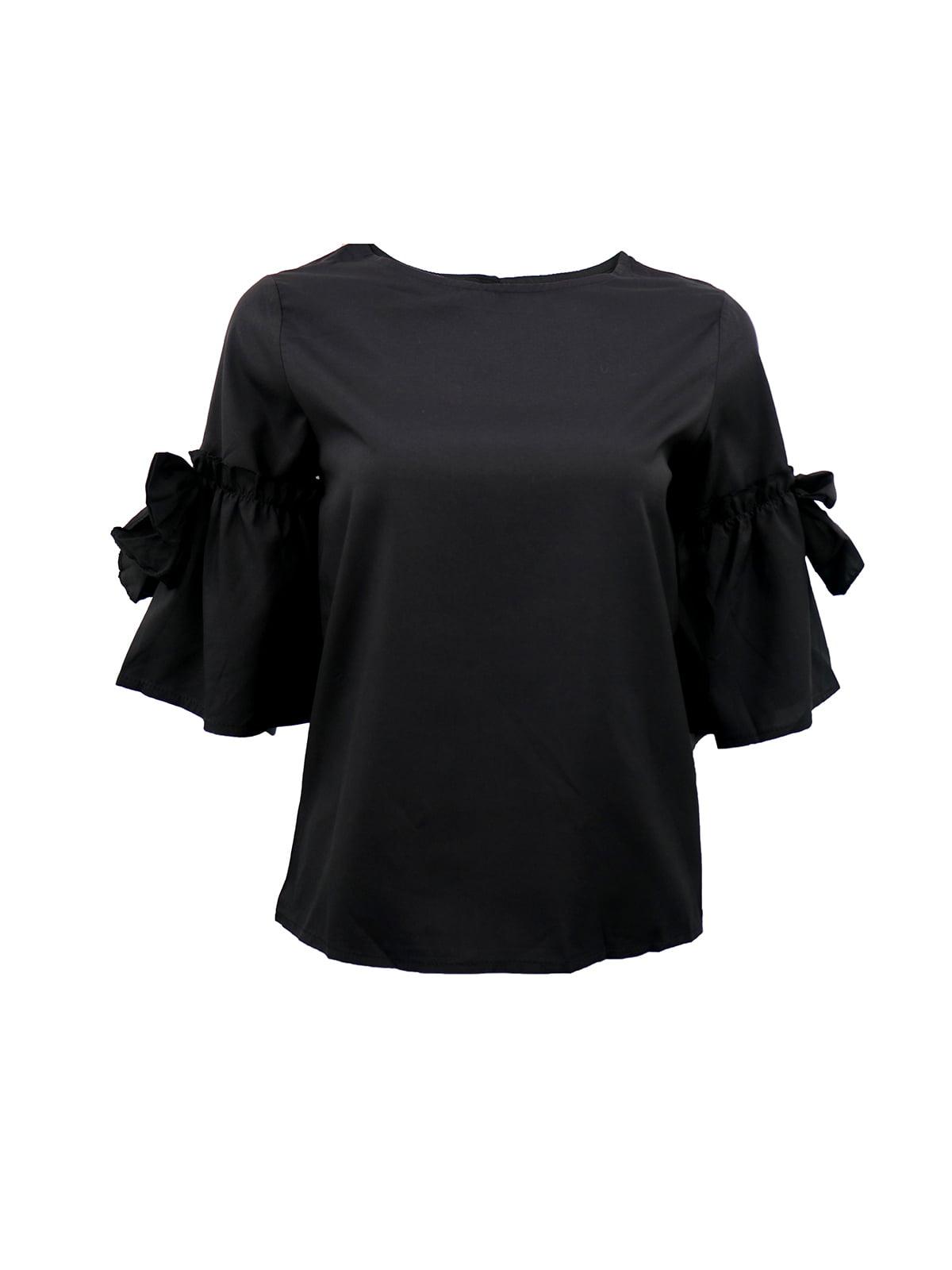Блуза чорна | 5263615