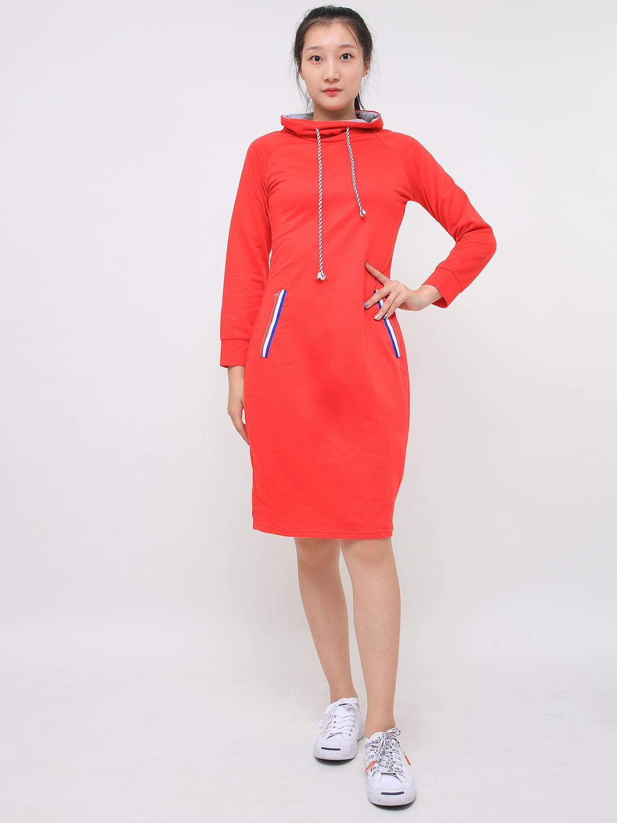 Сукня червона | 5263649