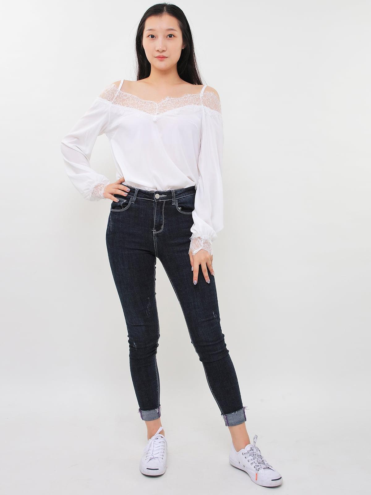 Блуза белая   5263668