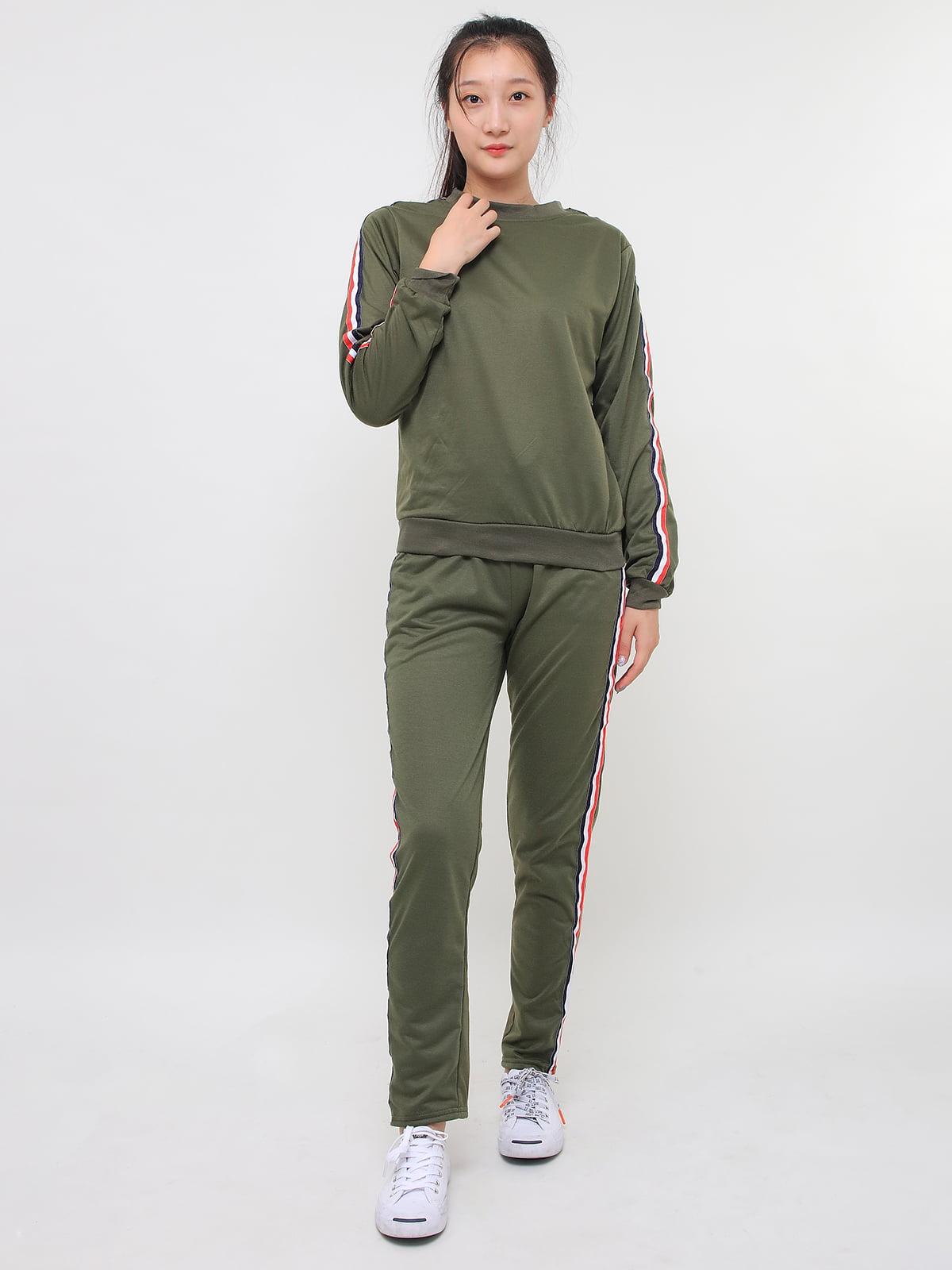 Комплект: свитшот и брюки | 5263714