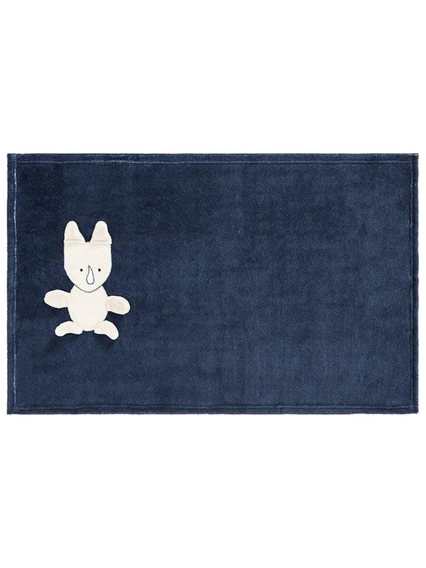 Одеяло синее   5264190
