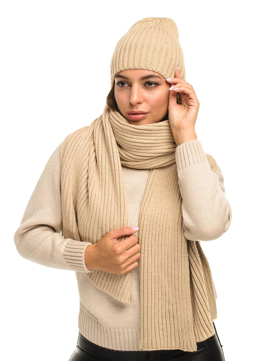Комплект: шапка и шарф | 5256132