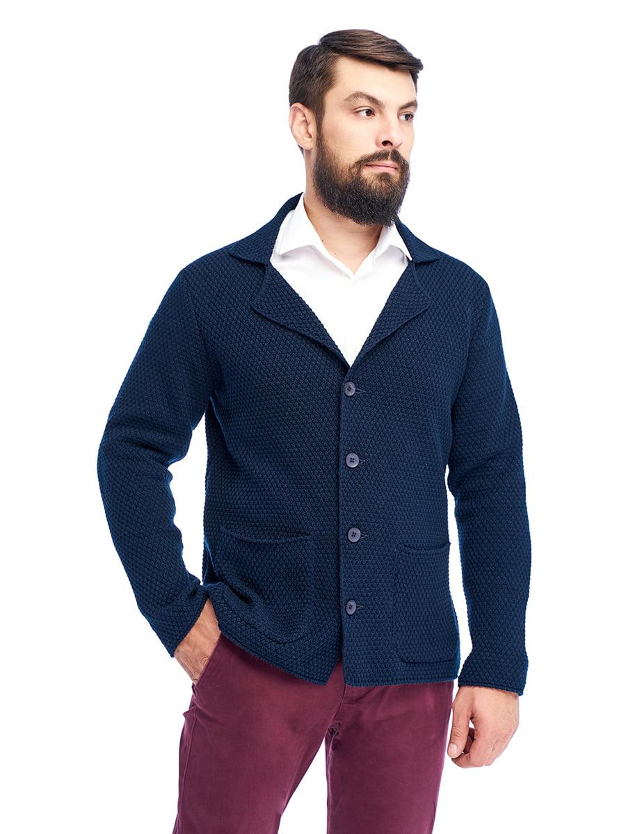 Пиджак темно-синий   5265043