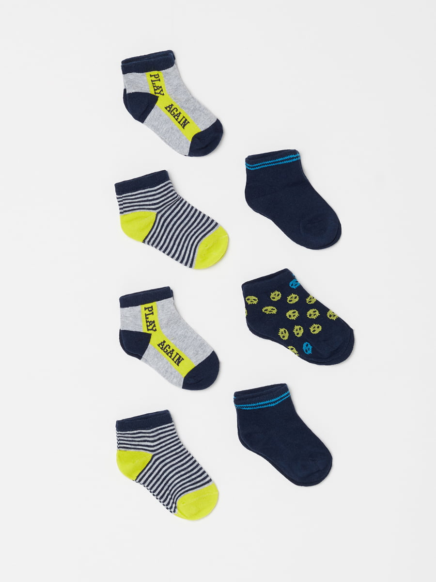 Набір шкарпеток (7 пар)   5161747