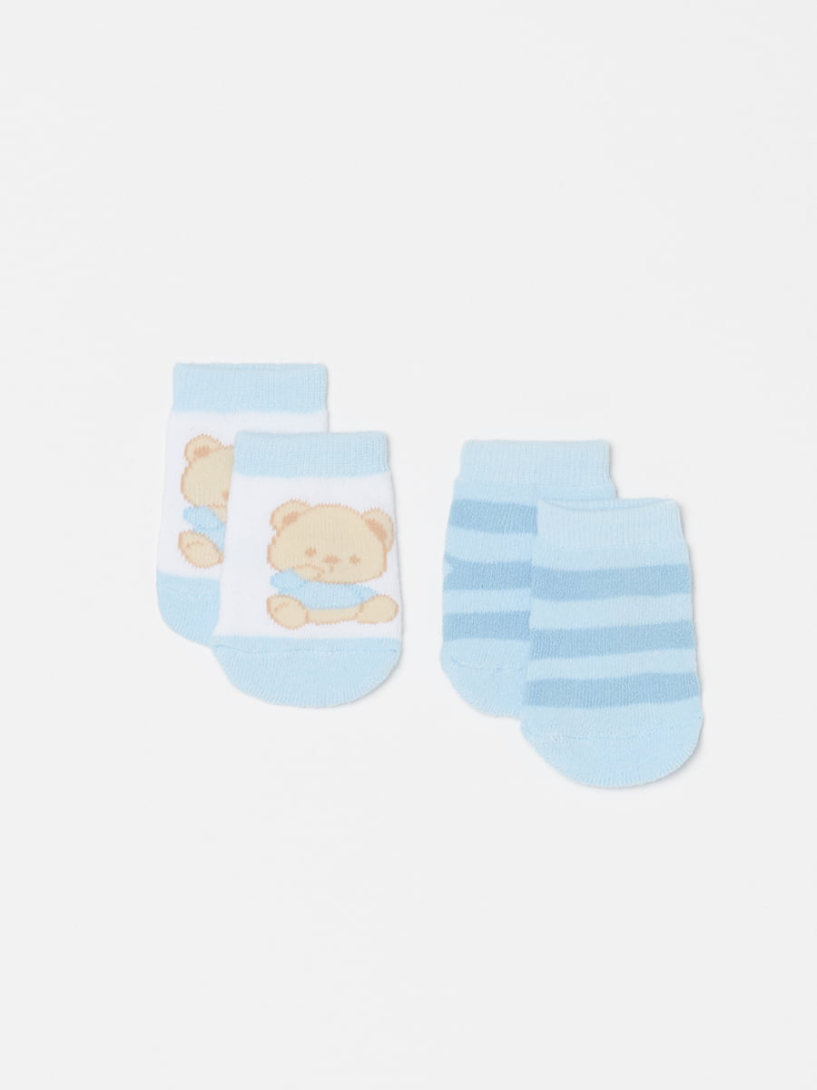 Набір шкарпеток (2 шт.)   5183757
