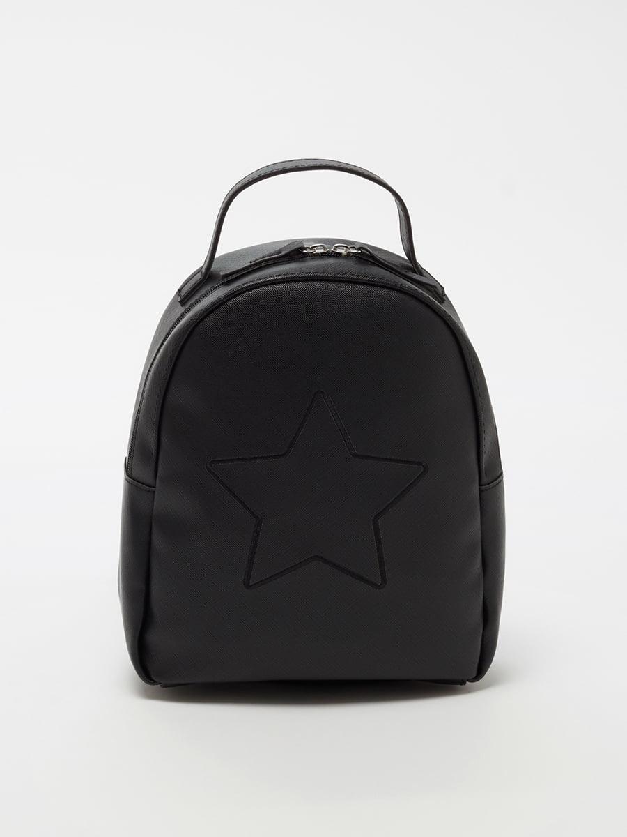 Рюкзак чорний   5201280
