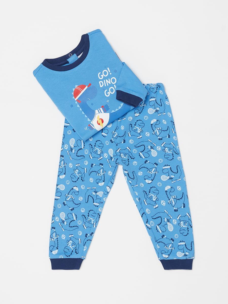 Піжама: лонгслів і штани | 5201285