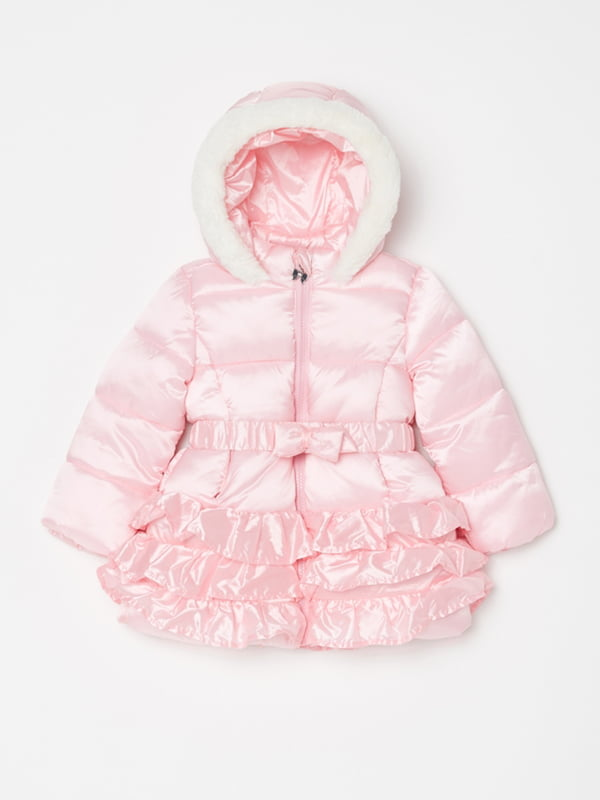 Куртка рожева | 5229798
