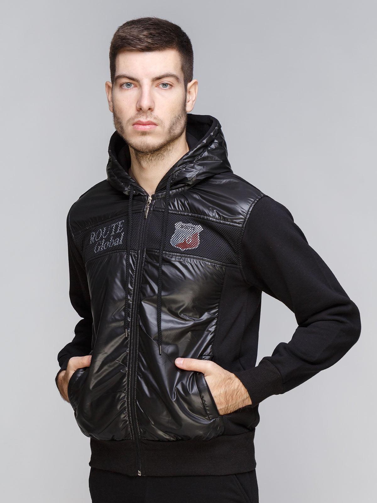 Куртка черная | 5246076