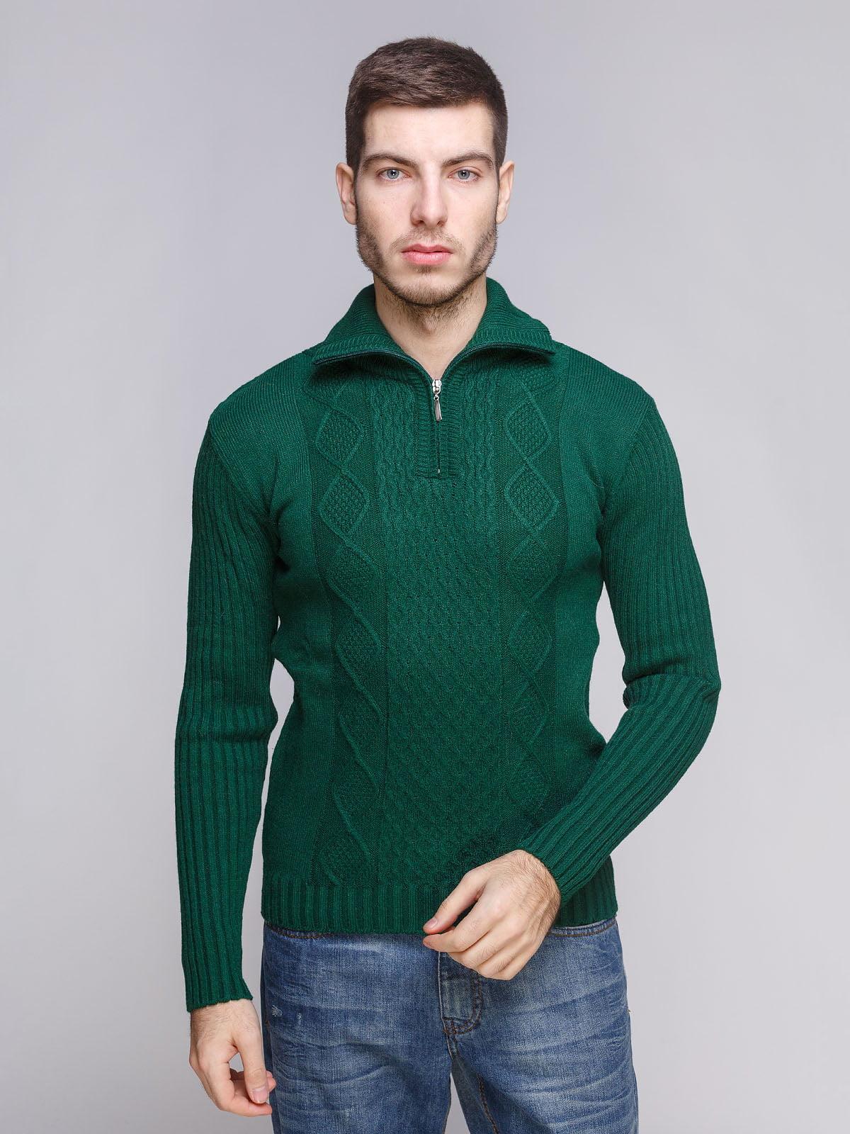 Джемпер зелений | 5246009