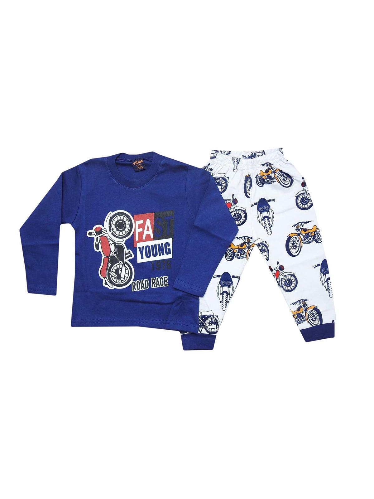 Піжама: лонгслів і штани   5267115