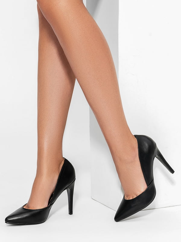 Туфли черные | 5258838