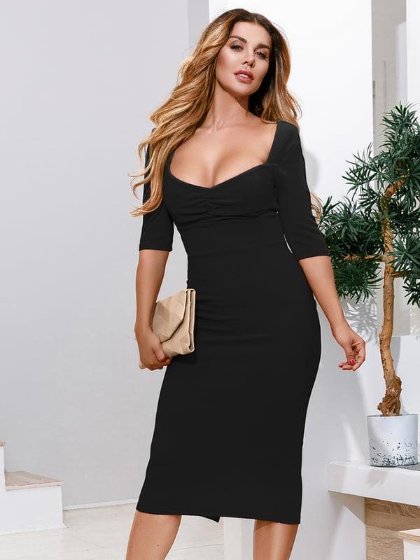Платье черное | 5258865