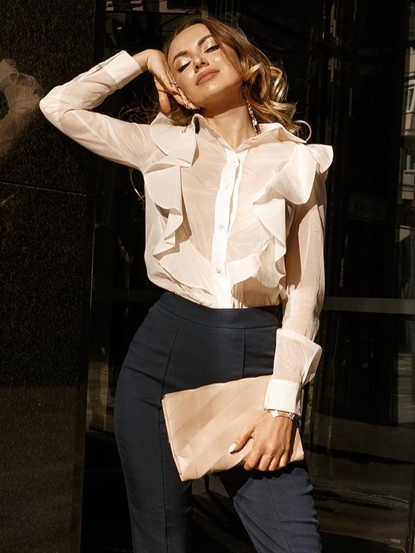 Рубашка белая   5258871