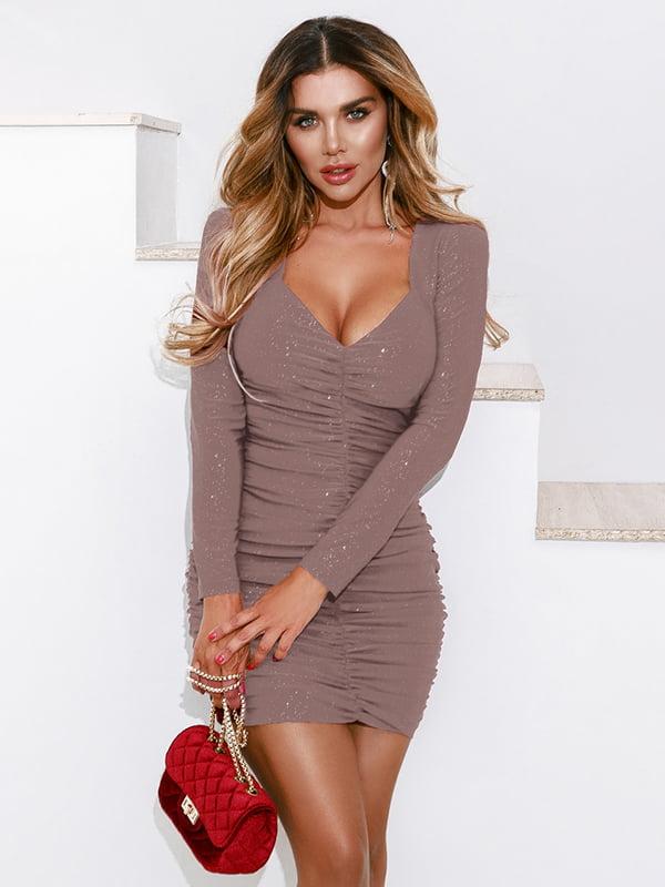 Платье розовое | 5258880