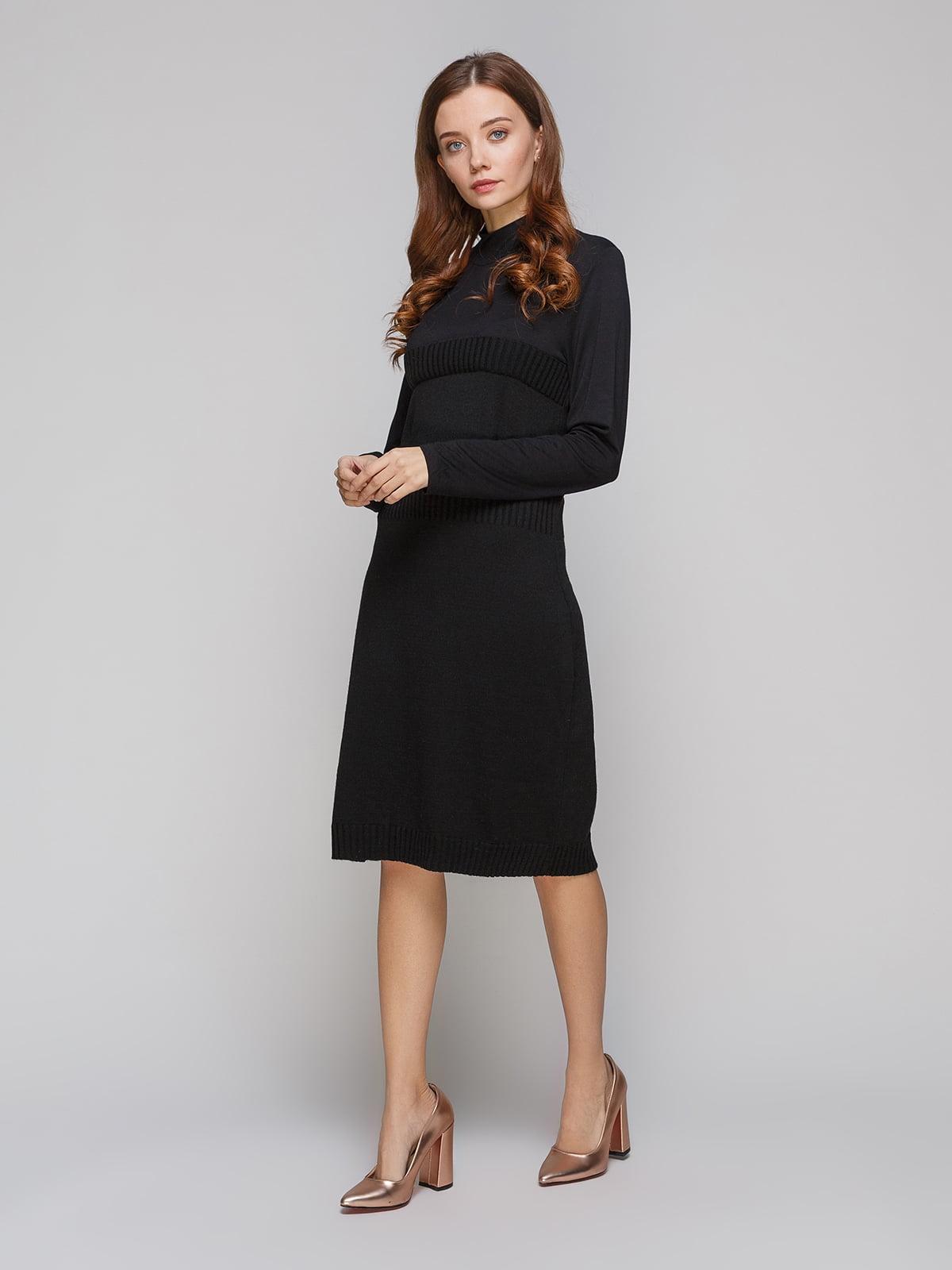 Платье черное | 5266082