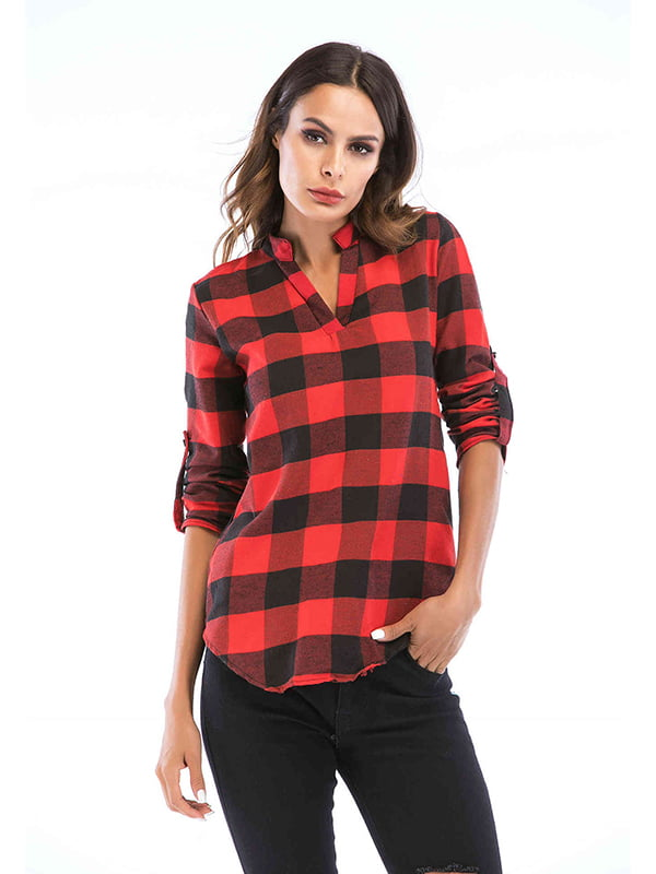 Рубашка красная | 5268034