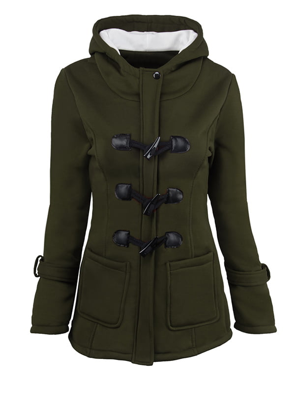 Пальто темно-зеленое | 5268056