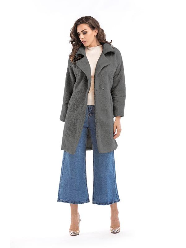 Пальто серое | 5268061