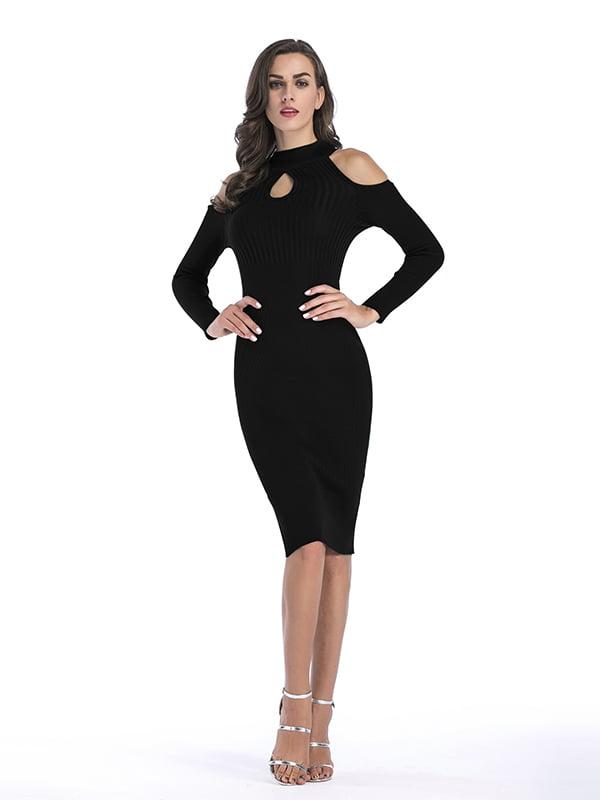 Платье черное   5268066