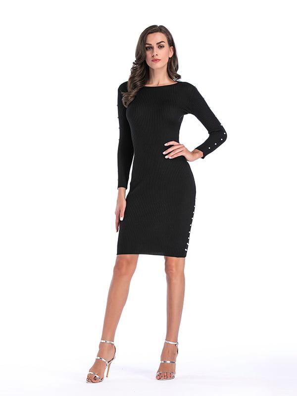 Платье черное | 5268072