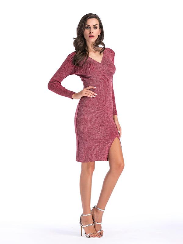Платье розовое | 5268074
