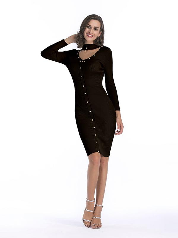 Платье черное | 5268081